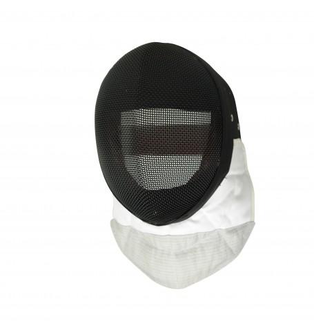 Maske Inox mit leitendem Latz für Florett (V4A) FIE 1600N