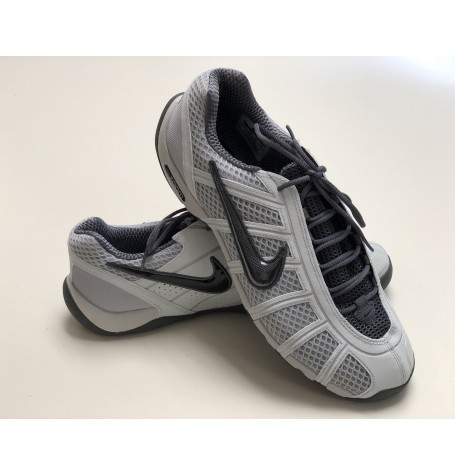 NIKE AIR ZOOM SILBER  Auslaufmodell