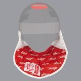 Erneuerung Latz Degenmaske 1600 N Comfort