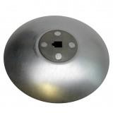 Florettglocke Aluminium Spezial Ø 100 mm.