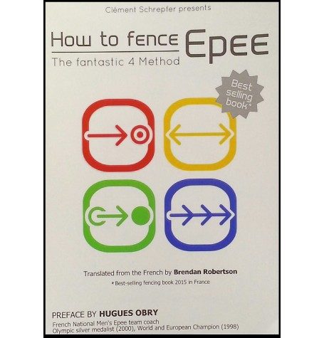 """How to fence epee""  Clement Schrepfer"