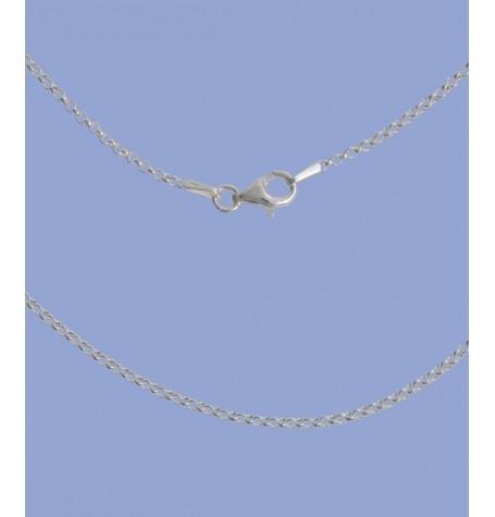 Silber-Kette 42 cm