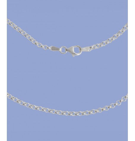 Silber-Kette 45 cm