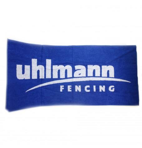 UHLMANN Frottee-Badetuch 150x70cm