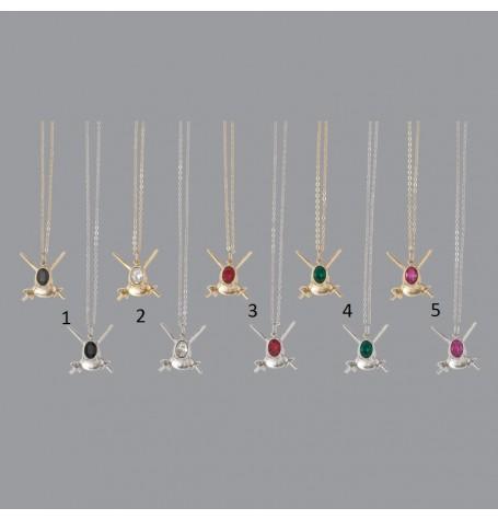 Halskette (versilbert oder Vergoldet)
