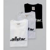 T-Shirt mit neuem Allstar Logo